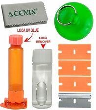 LOCA Glue & LOCA Remover with Metal Plastic Blades For LCD Screen Replacement
