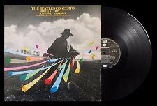 The Beatles Concerto Vinyl LP 1979 Original UK Album Parlophone - PAS 10014