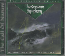 The Call Of Nature Thunderstorm Symphony The Relaxing Series CD NEU