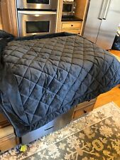 New Orvis Microfiber Slate Bolster Dog Bed Cover Only xxl Extra Extra Large
