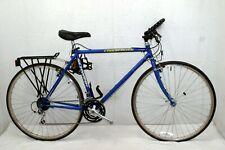 "Schwinn CrissCross Vintage Hybrid Bike 20.5"" Large Suntour Shimano Tuned Charity"