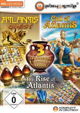 The Great atlantis-trilogie PC NEW + OVP