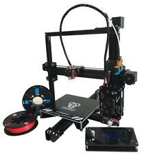 He3D Prusa I3 DIY Reprap Complete Kit Single Extruder 3D Printer with LCD Screen