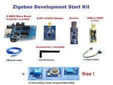 Zigbee Development Set (Baseboard, CC2530 Core Module, Emulator, USB/TTL adapte)