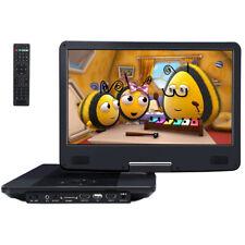 "14""HD Portable Blu-ray DVD Player Monitor TV Screen HDMI USB SD AV Dolby Battery"