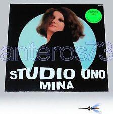 """MINA """"STUDIO UNO"""" RARO LP VINILE PICTURE DISC 500 COPIE"""