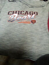 NWT New Chicago Bears Football Team Apparel Women's Shirt M