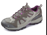 Regatta lady skydale low lunar walking hiking  trainers Grey size 4 BNIB