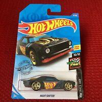 "Hot Wheels NIGHT SHIFTER HW Race Day 10/10 ""GHC67"" Mattel Car Toy Brand NEW"