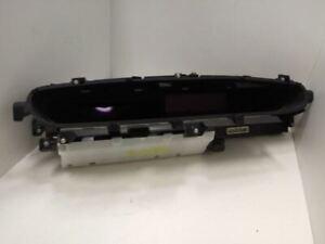 2010-2011 TOYOTA Prius Hybrid Speedo Instrument Cluster Odometer 8380047370