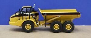 Norscot Caterpillar 725 Articulated Dump Truck 1:50 Exc Not Boxed No chips