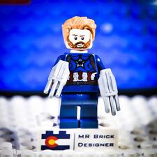 LEGO Marvel Super Heroes Infinity War Captain America Minifigure (76101)