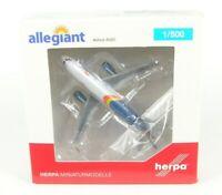 Airbus A320 Allegiant Air (Reg. N256NV)
