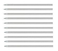 10 - Rotring Tikky 3-In-1 Multi-Functional Pen Refills -  RED MEDIUM