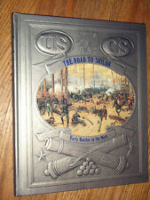 THE ROAD TO SHILOH : Early Battles in the West , NEW ( Time Life civil war serie