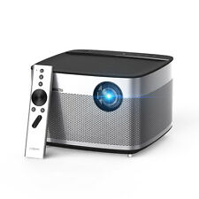 XGIMI H1 900ANSI Lumens 1080P 3D Home Theater LED HDMI Projector+ Warranty Card