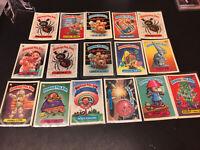 Garbage Pail Kids Originial (57) Card Lot.  All 1985,86,87. Please Read & Look!