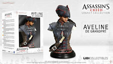 LEGACY COLLECTION  Aveline De Grandpré BUST STATUE FIGURINE ASSASSINS CREED