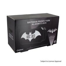 Batman Projection DC Comics Dark Knight Alarm Clock