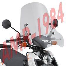 PARE-BRISE YAMAHA COMPLET BW'S 125 cc à partir de 2010 AL 2016 GIVI 288A+A288A