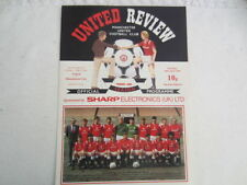Away Teams L-N FA Cup Football Programmes with Reserves