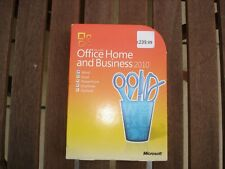 MICROSOFT OFFICE HOME AND BUSINESS 2010-X16-27535-03  USED