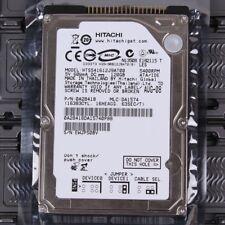 "Hitachi 120GB 2.5"" 5400RPM 8MB IDE/PATA Hard Disk HDD HTS541612J9AT00 5K160 Fest"