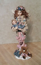 """Boyds Bears & Friends Folkstone Collection """"Serenity The Mother Angel"""" #28204"""
