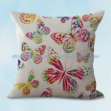 US SELLER, butterfly cushion cover living room cushions