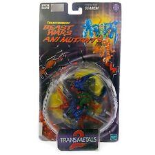 Transformers Beast Wars Transmetals 2 Predator Scarem Figur aus 1999