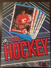 1989-90 OPC Hockey Box - Sakic, Leetch Rookies