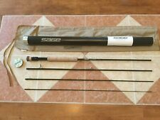 Sage Z-Axis 9ft 8wt 4pc 890-4 fly fishing rod w/tube & sock (for 8wt line reel)