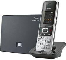 Gigaset S850 A GO Festnetz-Telefon analog schnurlos, Internet-Telefon, VoIP