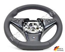 BMW 5er E60 E61 6er E63 E64 M Lenkrad Sportlenkrad neu beziehen mit Leder KV