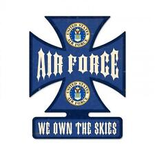 Air Force Military Metal Sign Man Cave Garage Shop Club Unique Wall Decor ic013
