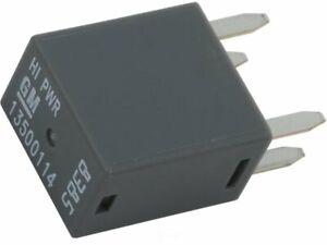 For 2006 Isuzu i280 Powertrain Control Module Relay AC Delco 64864WD