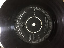"""ELVIS PRESLEY clean up backyard/the fair is moving RARE SINGLE 7"""" 45 INDIA G+"""