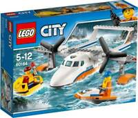 LEGO CITY AVION DE RESCATE MARITIMO 60164