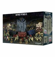 Outpost Pythos IV Games Workshop Gelände Terrain Armoured Containers Bastion