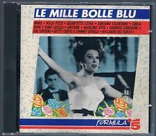 LE MILLE BOLLE BLU MINA ADRIANO CELENTANO RICCARDO DEL TURCO CD F.C. NO BARCODE