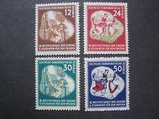 DDR MiNr. 289-292 postfrisch  (DD 289-92)