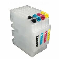 SUBLIMATION INK REFILLABLE CARTRIDGES FOR RICOH GC31 GXE2600 GXE3300 GXE3300N