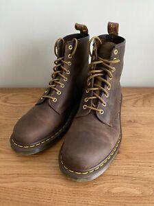 Dr Martens 1460 Aztec Crazy Horse Lace Up Boots UK Size 10