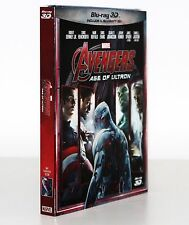 Avengers - Age of Ultron (3d) (blu-ray Blu-ray 3d) Marvel