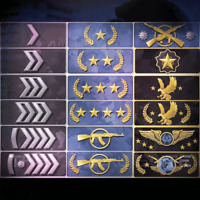 CSGO Prime / Non Prime | Ranked Accounts | All Ranks Available | Fast delivery ✔