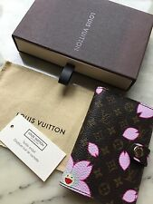 LOUIS VUITTON LV MURAKAMI  MONOGRAM CHERRY BLOSSOM CARD HOLDER