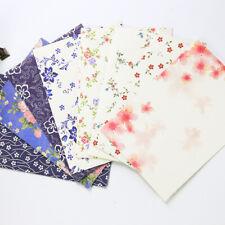 10Pcs  Fresh and Elegant Floral Envelope Letterhead Cherry Roses Letter Paper_UK