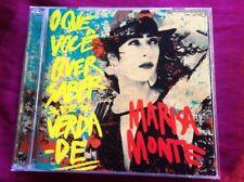 MARISA MONTE - O QUE VOCE QUER SABER DE VERDADE - CD
