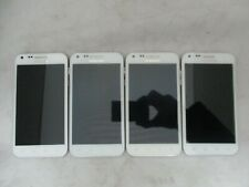 LOT OF 4 GOOD SPRINT SAMSUNG GALAXY S2 SPH-D710 16GB WHITE QUICK SHIPPING