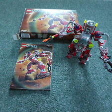 7314 LEGO Space: Life on Mars - Recon Mech RP 7314 - Red Alien Robot